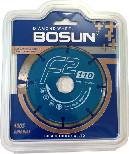 Lưỡi cắt F2GP Bosun (110x1.8x20mm)