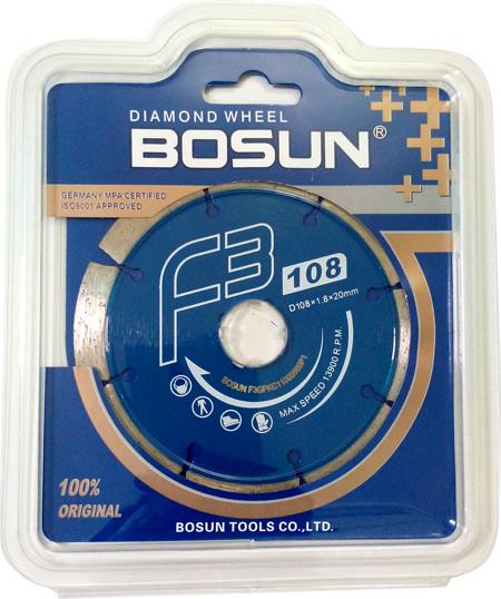 Lưỡi cắt F3GP Bosun (108x1.8x20mm)