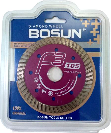 Lưỡi cắt F3AB Bosun (105x2.0x20mm)