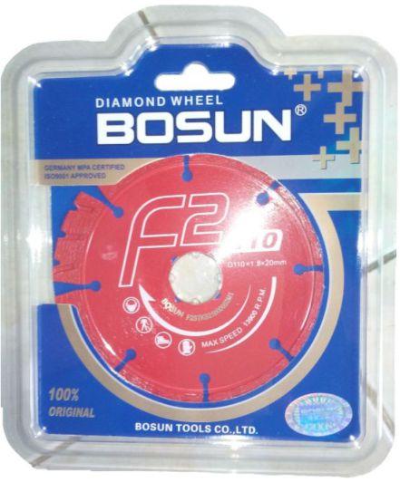 Lưỡi cắt F2ST Bosun (105x10x20mm)