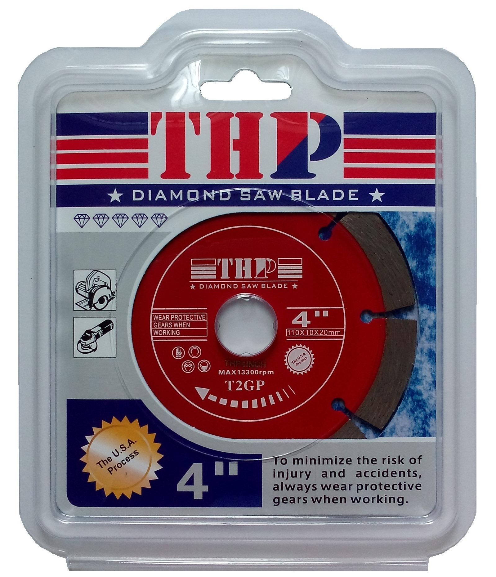 Lưỡi cắt T2GP THP (110x10x20mm)