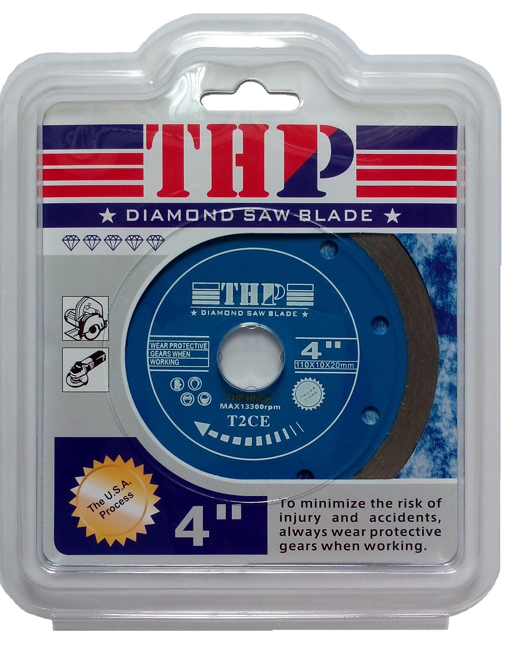 Lưỡi cắt T2CE THP (110x10x20mm)