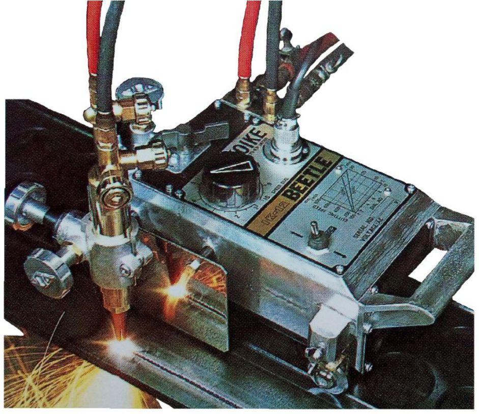 Máy cắt Oxy-Gas KOIKE IK-12 Beetle