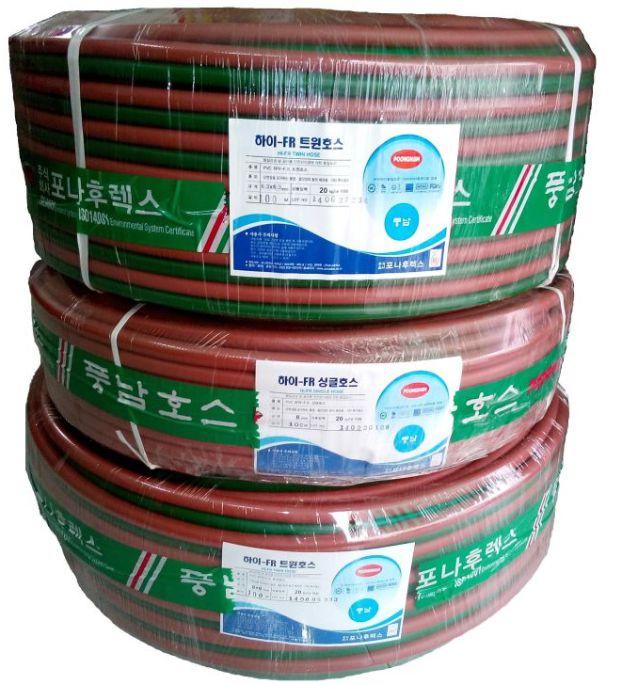 Ống dẫn khí đơn - đôi POONGNAM - KOREA